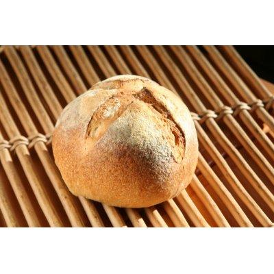 画像1: 無添加 自家製酵母パン カンパーニュ